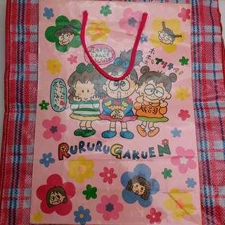 sanrio rururu gakuen 大紙袋 1993年