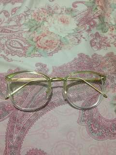 Eye glasses (korean)