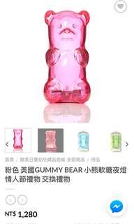 小熊軟糖夜燈
