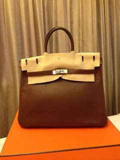 Hermes Birkin 35cm 90% new rarely use (purchased in Paris)