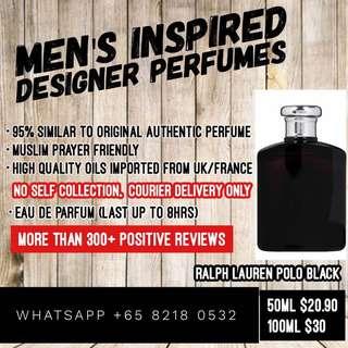 Polo Black by SM