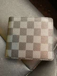 LV men's style great as new wallet - North Manly