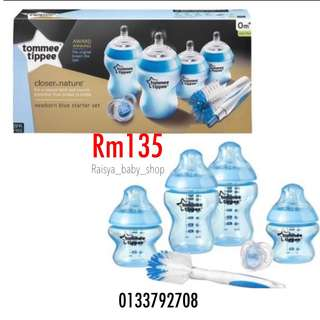Tommee tippee set of 6 blue colour