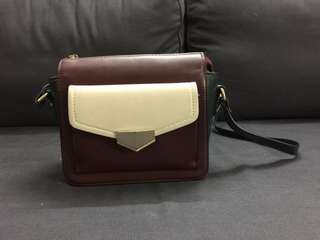 Zara Square Crossbody Bag