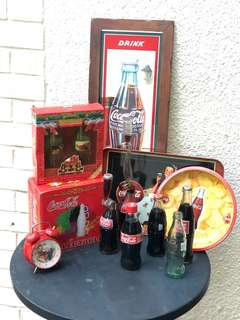 Coca Cola Collectibles