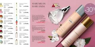 Parfum, body cream
