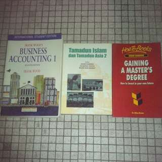 Free Books for University