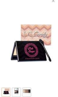 Brand new Pink Sugar eye shadow in tiramisu