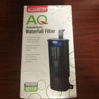 Aquarium Waterfall Filter