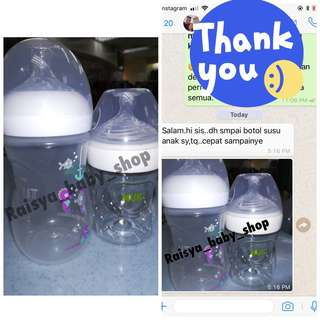 Avent seahorse and nuk simply natural feedback
