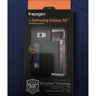 Spigen Samsung Galaxy S8 Slim Armor with Card slots