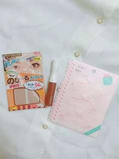 Bundle 3 pcs Eye Makeup/Tools Import