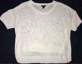 H&M sweater shirt, size L