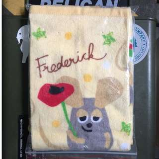 Frederick Mouse by Leo Lionni Towel 日本Frederick 老鼠毛巾