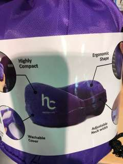 Handycosy Pillow 旅行頸枕 捲得埋記憶頸枕