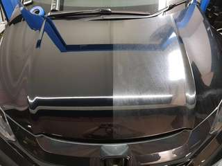 Car fumigation / polishing / interior cleaning