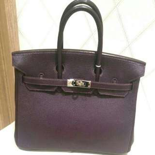 22103d2b5f2 優惠期有限Hermes Birkin 25 Epsom leather handbag