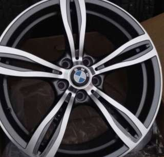 20 inch m5 style rims for F10