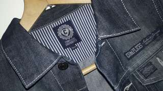 Authentic Complices University Denim Jacket