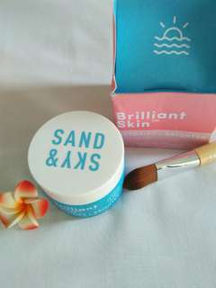 Sand&Sky Australian Pink Clay Mask