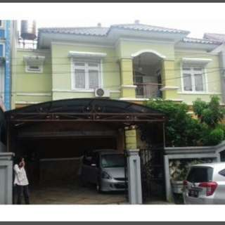 Rumah Mewah 2lantai Taman Luas Di Cibubur Jaktim