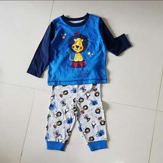 BN Baby Boy set - 8mths to 12 mths