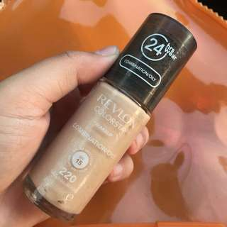 "FreeOng!! Revlon Foundation ""Natural Beige"""