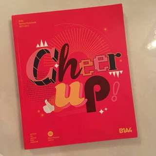 B1A4 官方 Photobook