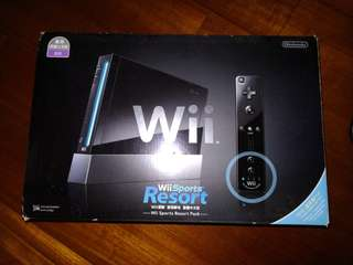 Wii 全套配件
