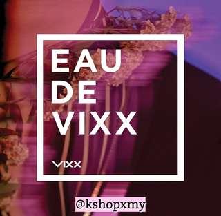 VIXX 3rd Mini Album - ' Eau De Vixx '