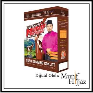 Susu Kambing Coklat Munif Hijjaz Better Goat
