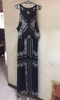 Long Maxi Dress Old Navy (new)