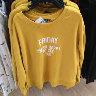 berskha hoodie yellow