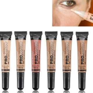 PROMO Kiss Beauty Pro Concealer Instocks All Shades