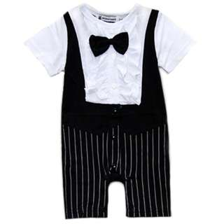 Bodysuit - Black GENTLEMAN Ruffle