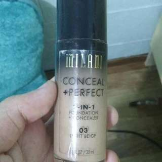 Milani 2in1 Foundation