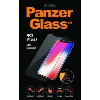 PanzerGlass iPhone X CASE FRIENDLY 適配外殼系列防爆玻璃貼