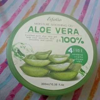 Esfolio moisture soothing gel - Aloe vera