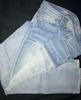 Levis Demi curve jeans, size 31x32