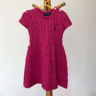 Ralph Lauren wool dress