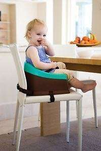 Prince Lionheart Booster Pod Child Seat, Berry Blue