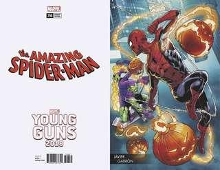 Amazing spider-man 798 young gun variant ( 🔥Hot key )