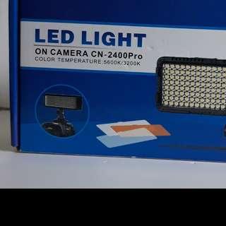 NanGuang LED LIGHT CN-2400 Pro
