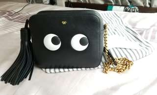 On sale: Anya Hindmarch camera bag(95% new)