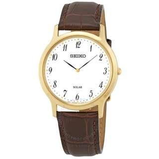 Brand new Seiko SUP860P1 SUP860 dress watch