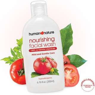 Nourishing Facial Wash
