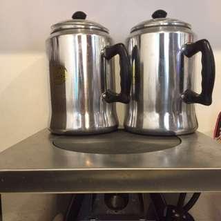 港式奶茶設備(全新)
