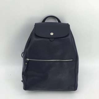 Longchamp Le Pliage Backpack - navy dark blue