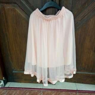 Tulle Skirt / Rok / Big Size