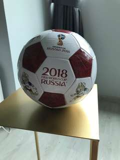 Authentic Russian Fifa 2018 World Cup Soccer ball